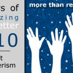 31 Days of Organizing for a Better 2010: Resist Consumerism