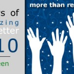 31 Days of Organizing for a Better 2010: Go Green